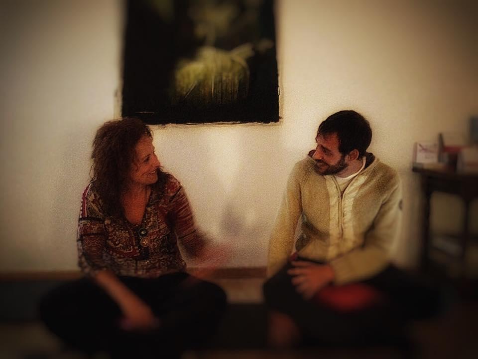 Grupo de estudio 2015 invitada Alicia Garcia Ortuño