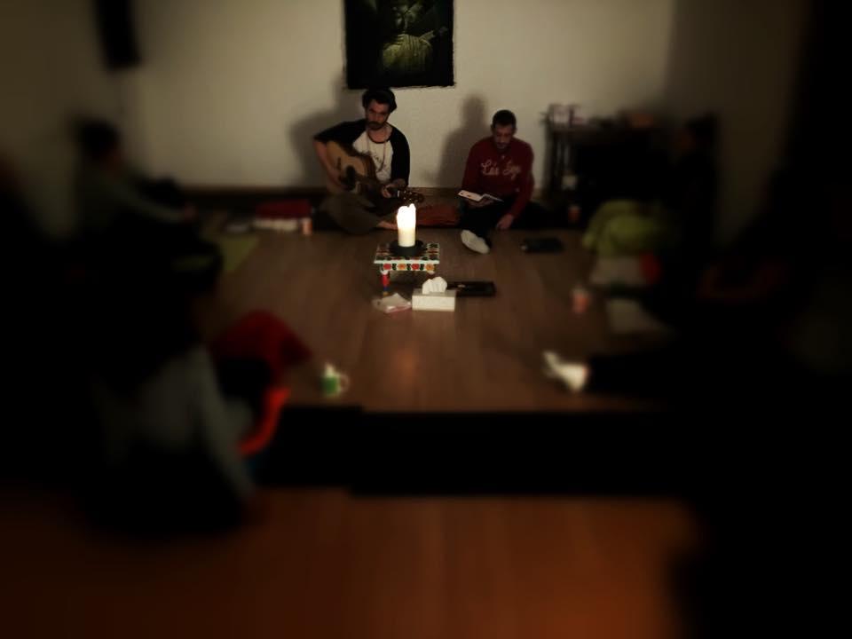 "Grupo de estudio 2015 invitado ""Manu OM"" - Manel Melich Solana"