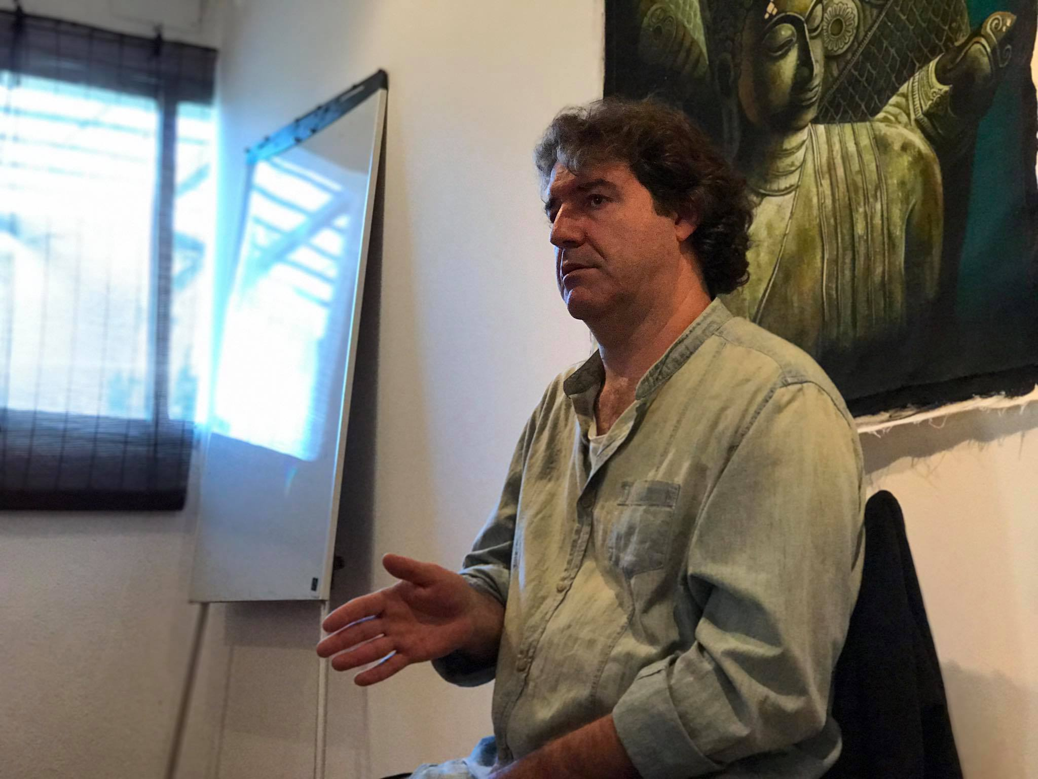 "Jorge Lomar ""Las lecciones del Amor"" DICIEMBRE 2016"